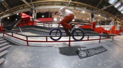 DUB BMX Ramp 1 Skatepark BMX video