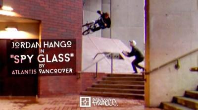 Jordan Hango Spyglass BMX video