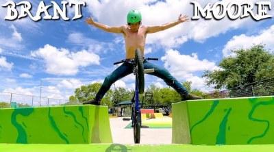 Brant Moore Florida BMX video