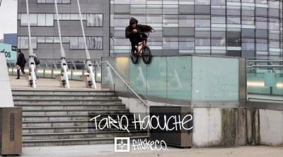 Fit Bike Co Tariq Haouche BMX video