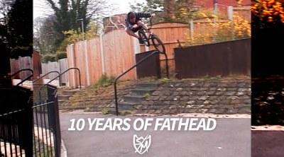 S&M Bikes 10 Year Anniversary Fathead