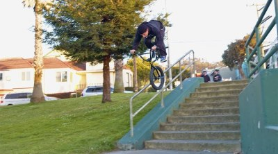 Volume Bikes Bay Area BMX video