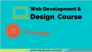 Web Design Course In Dhaka