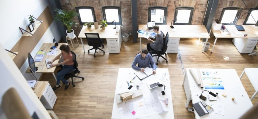 pros and cons of coworking Mahbub Osmane