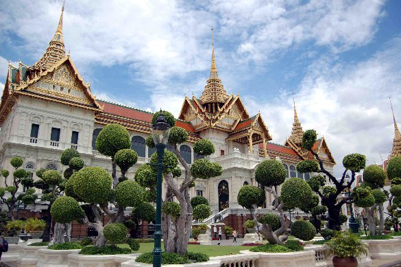 The Grand Palace - Bangkok - Thailand Tours