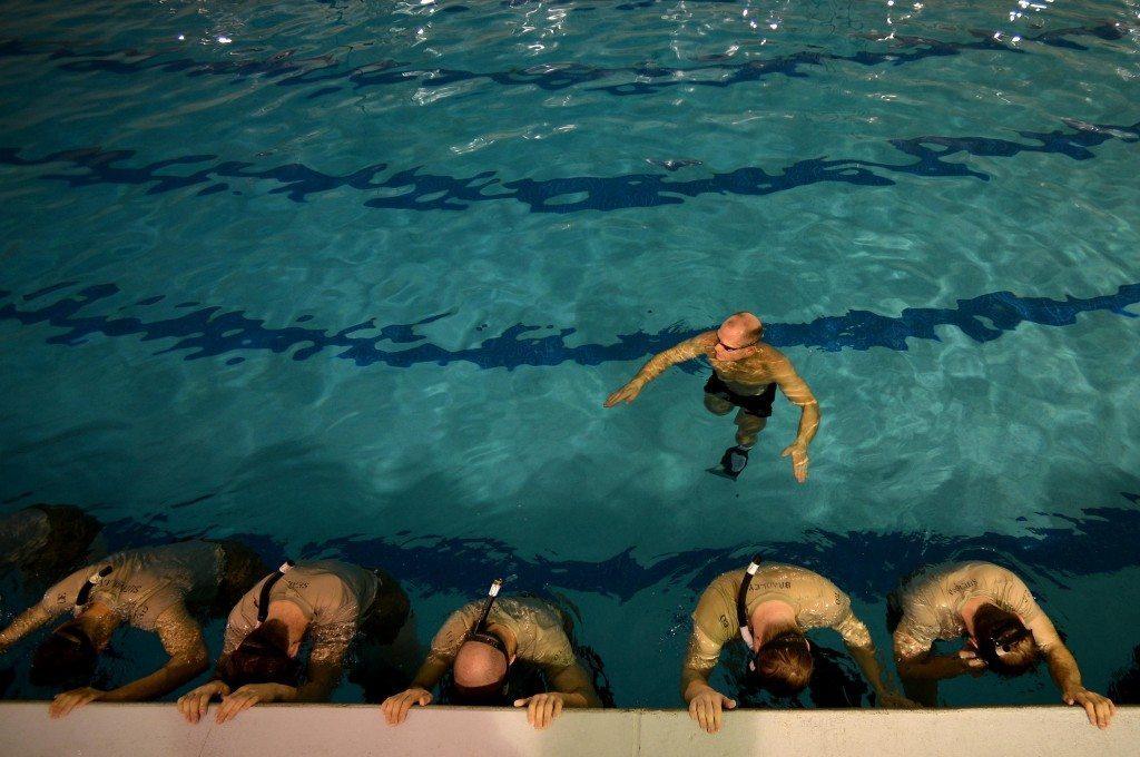 Тренировка задержки дыхания под водой - два совета