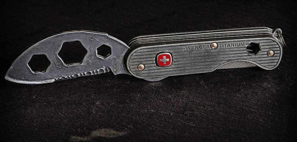 10 классных и уникальных карманных ножей