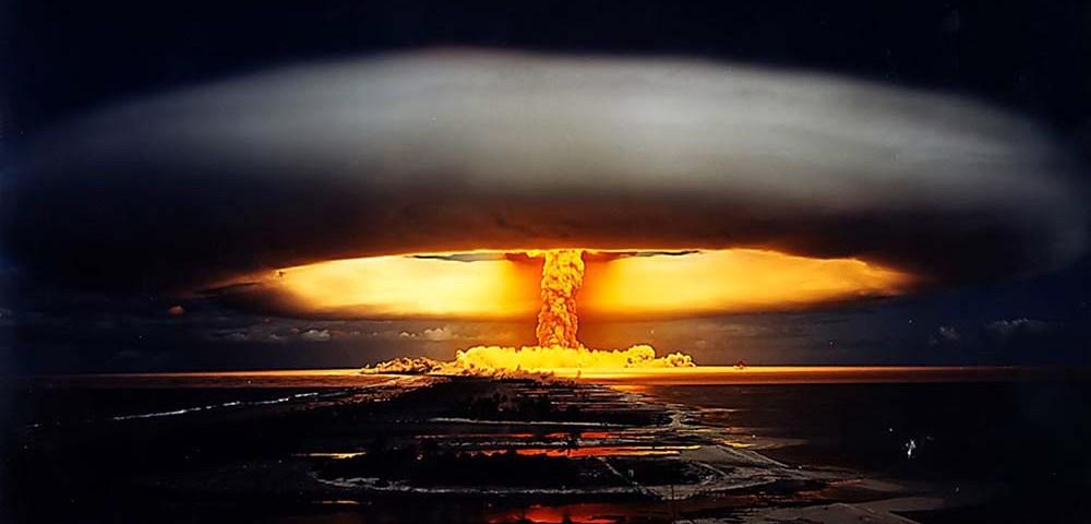 Как восстанавливается жизнь после взрыва атомной бомбы