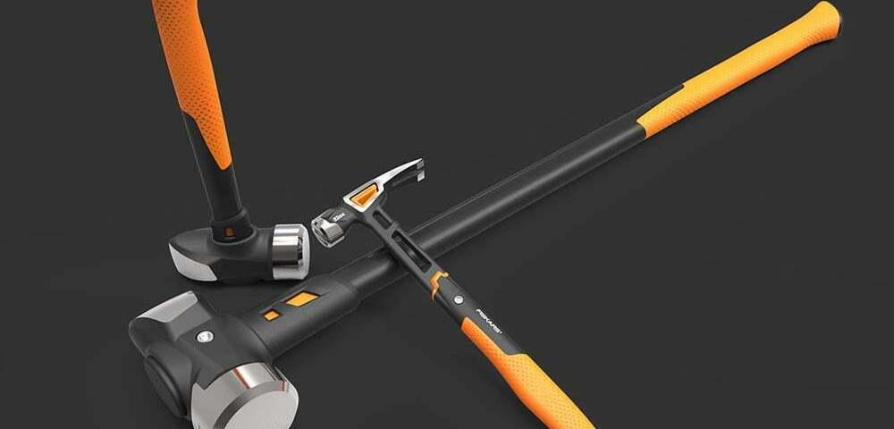 Fiskars IsoCore - ударные инструменты с минимальной отдачей