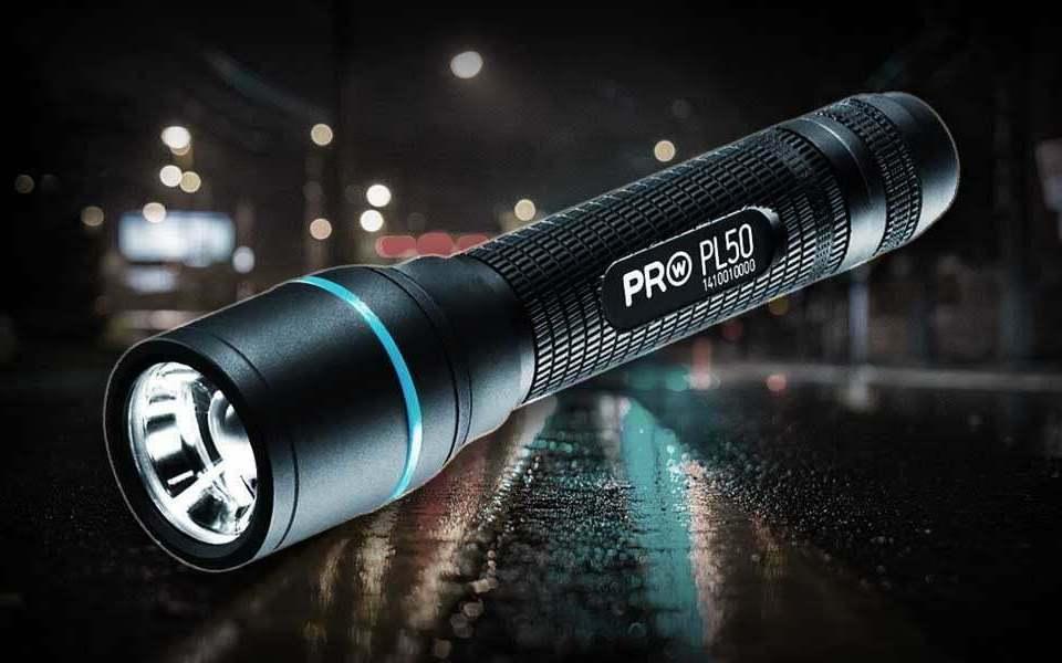 Обзор карманного фонаря Walther Pro PL50