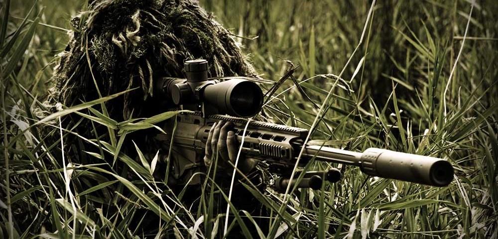 Снайпер и его маршрут до цели. Полезные советы
