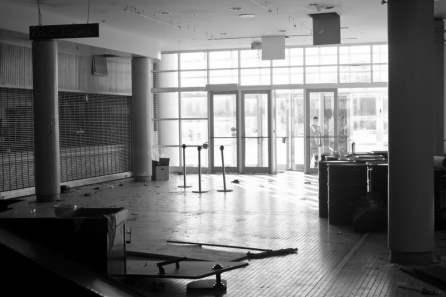 Кловерлиф молл (Cloverleaf Mall) Честерфилд Вирджиния (1)