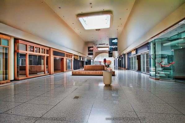 Крествуд молл (Crestwood Mall) Сент Луис Миссури (10)