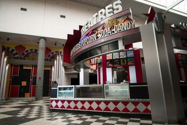 Рэндал Парк молл (Randall Park Mall) Северный Рэндал Огайо (16)