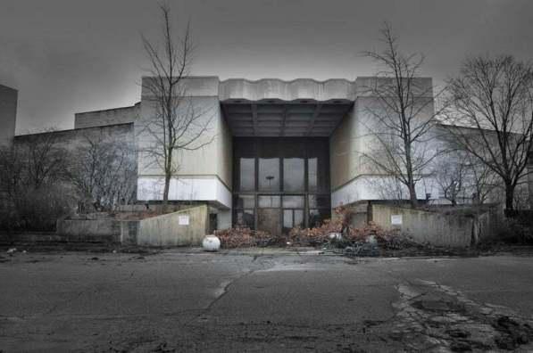 Рэндал Парк молл (Randall Park Mall) Северный Рэндал Огайо (4)