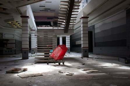 Роллинг Акрос молл (Rolling Acres Mall) Акрон Огайо (14)