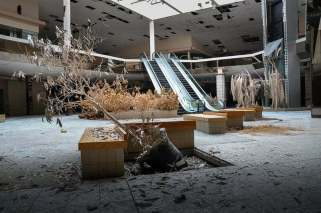 Роллинг Акрос молл (Rolling Acres Mall) Акрон Огайо (15)