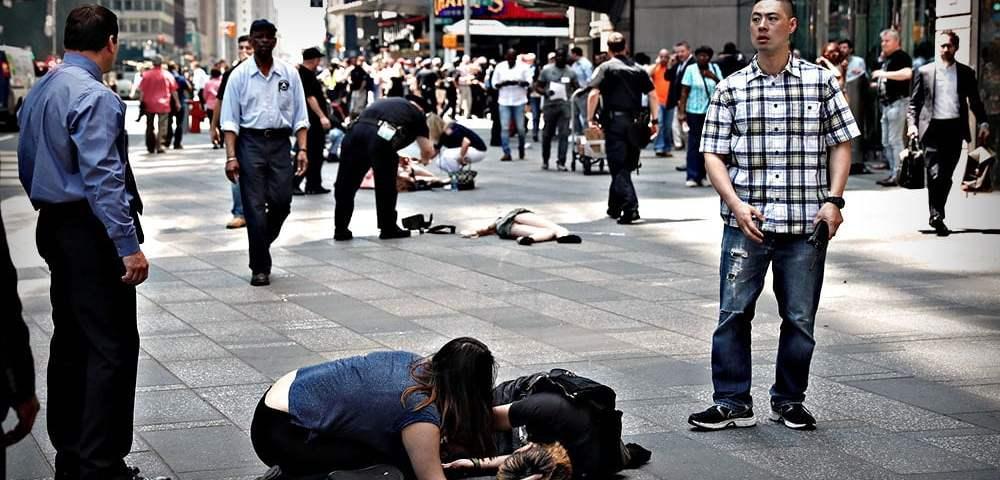 Эффект свидетеля - Не спеши доставать телефон и снимать трагедию - Last Day Club