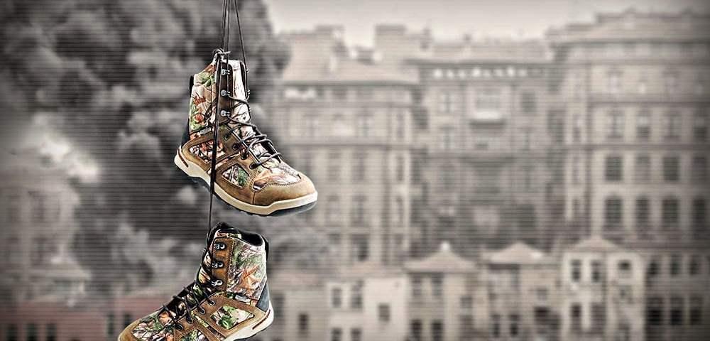 Как выбрать обувь для чрезвычайных ситуаций и выживания. Руководство покупателя
