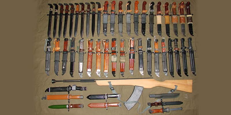 Русский штык, русский нож — или опять не получилось?