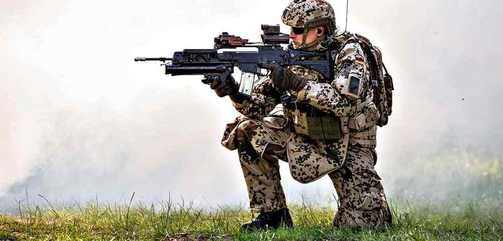 Штурмгевер для Бундесвера: когда же немцы примут на вооружение новую винтовку