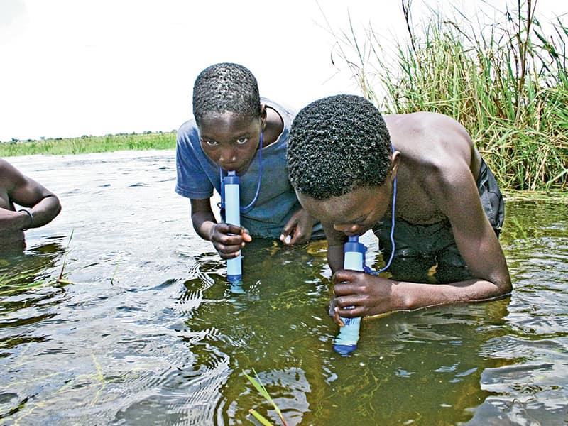Очистка питьевой воды: 6 лучших и проверенных временем способов