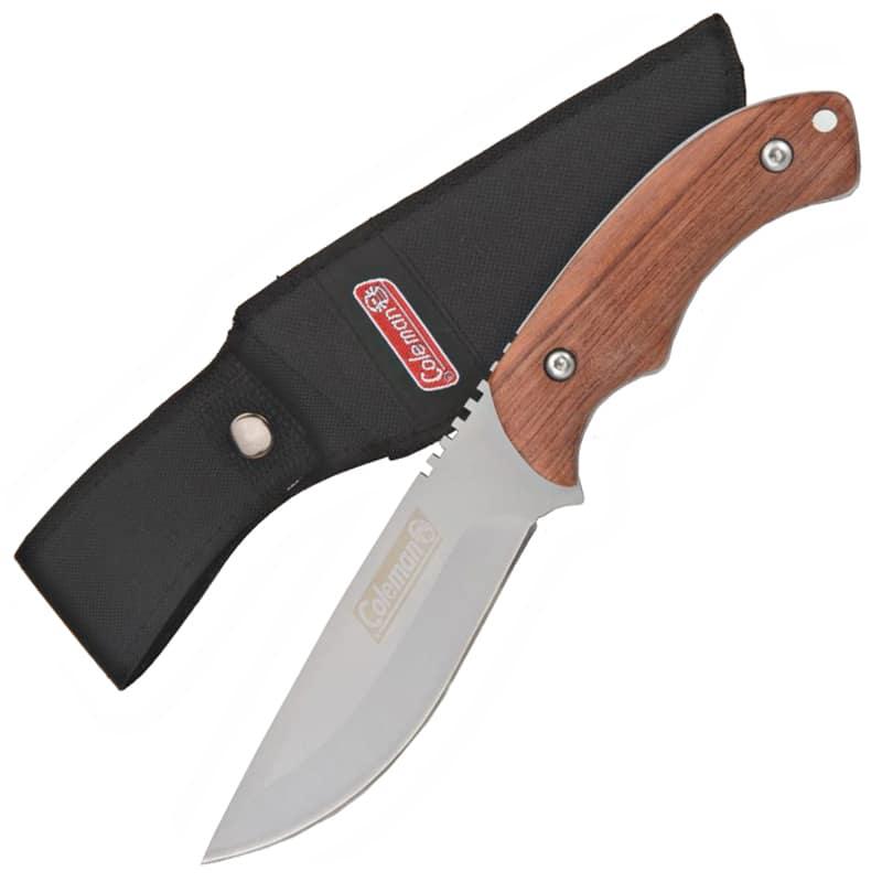 5 качественных и весьма недорогих ножей для выживания