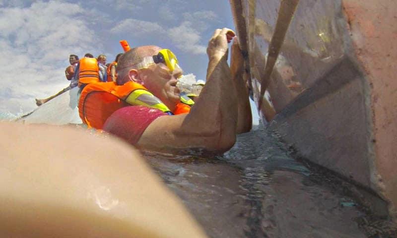 Как выжить при кораблекрушении: 5 важных советов на примере реальной ситуации