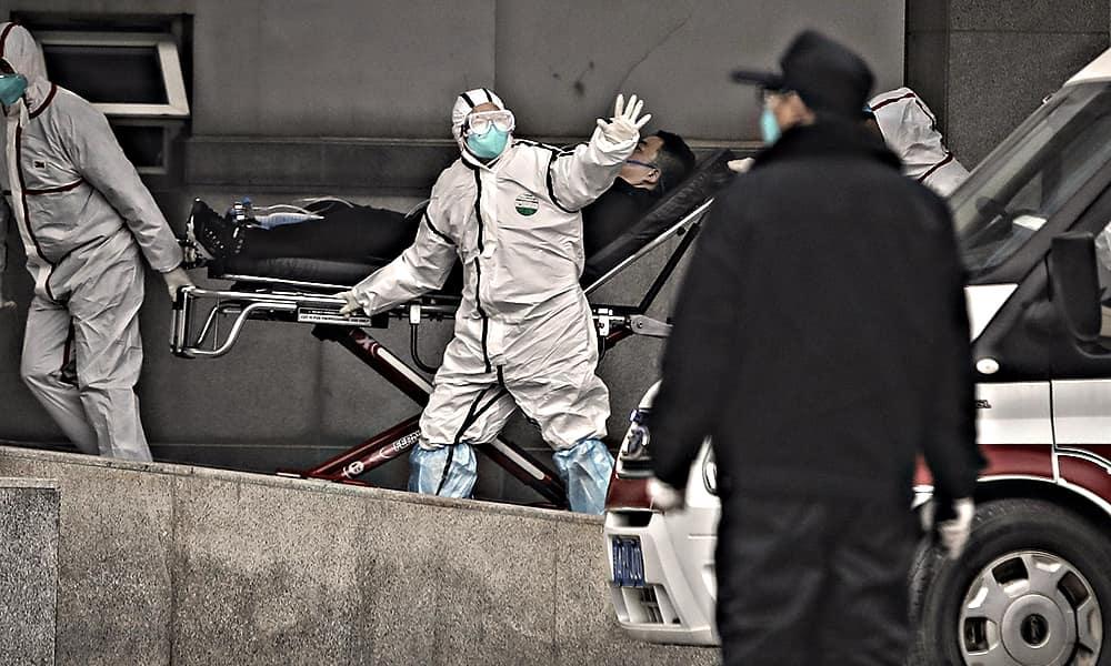 """""""Китайский коронавирус"""" 2019-nCoV. Меры предосторожности. Что делать, если заразился?"""