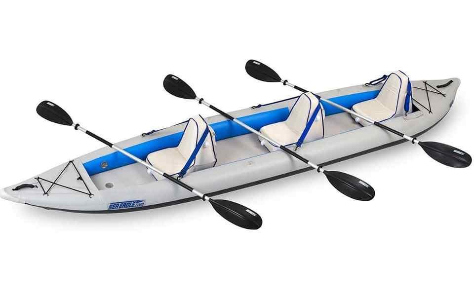 Надувные лодки и каяки для экстренной эвакуации - Last Day Club