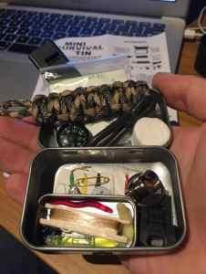 Polymath Survival Kit: Сверхкомпактный набор для выживания за $15