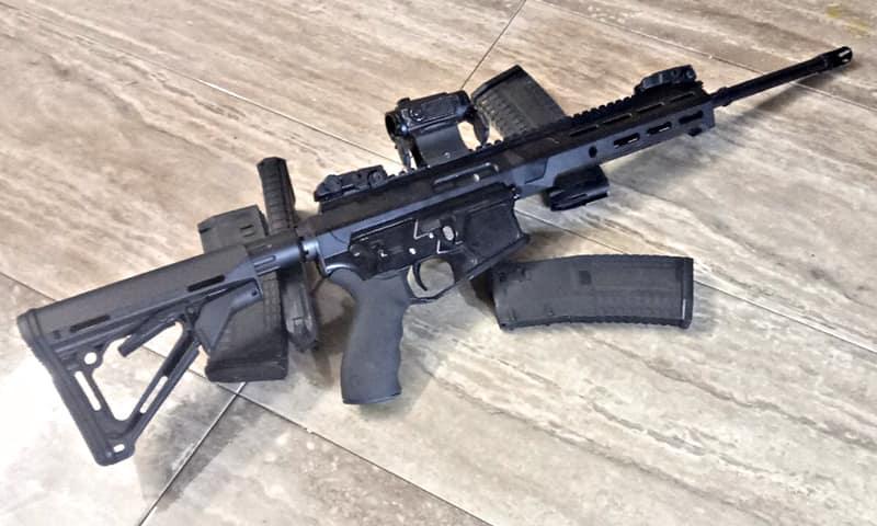 RA-15: лучшее, что могло произойти с AR-15 в России