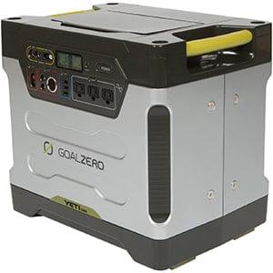 Аккумулятор Goal Zero Yeti - 8 вещей для дома, которые повысят шансы на выживание при ЧС