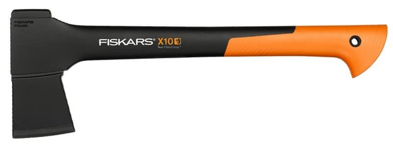 Походный топор Fiskars X10