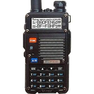 Портативная радиостанция BaoFeng BF-F8HP