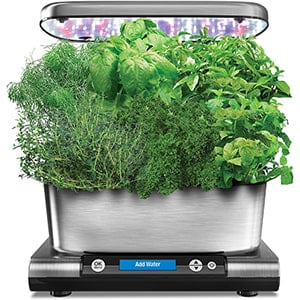 Портативная автоматизированная система для выращивания овощей AeroGarden Harvest Elite - 8 вещей для дома, которые повысят шансы на выживание при ЧС