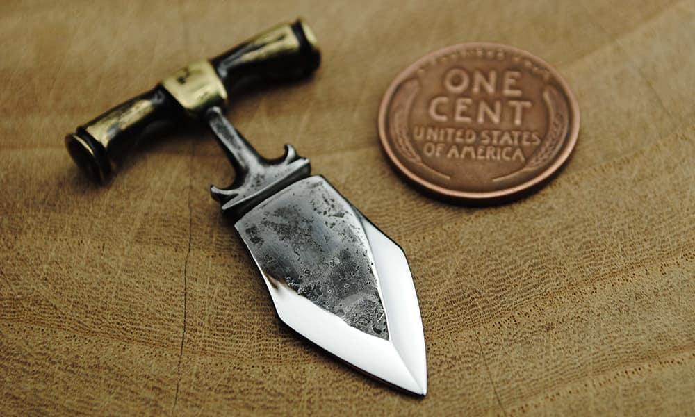 Тычковые ножи для самообороны - история, применение, легальность