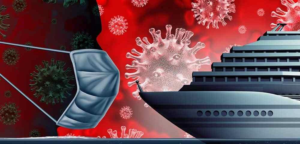 Карантин из-за коронавируса на круизном лайнере - худшее, что можно только вообразить