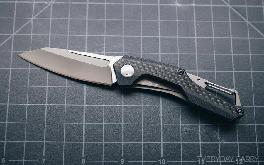 04 - Kershaw Reverb - Складные ножи для EDC - дюжина наиболее лёгких моделей 2020