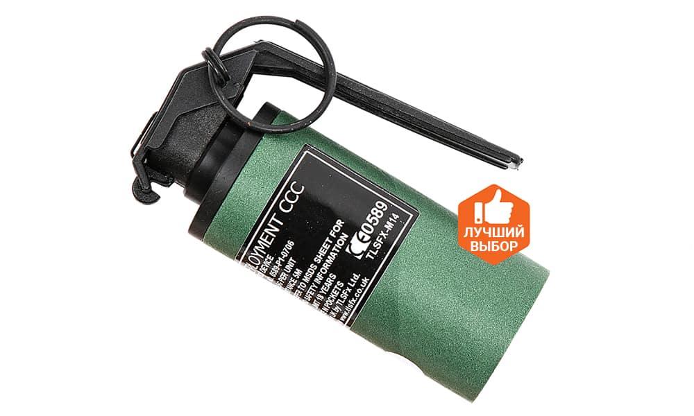 """3-1 - IWA International M14 Smoke Grenade - Снаряжение для выживания - """"карманные"""" средства подачи сигнала бедствия - Last Day Club"""