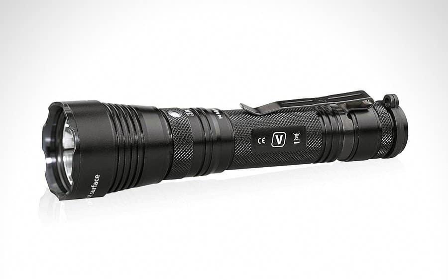 7 - EAGTAC G3V Tactical Flashlight - Тактические фонари - лучшие модели за 2020-й год