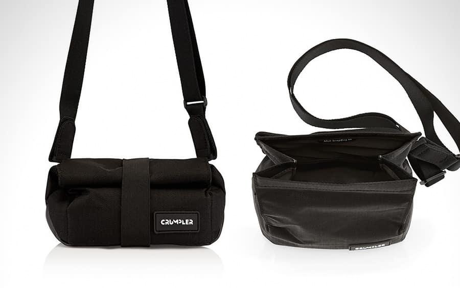Crumpler Snap Camera Bag - Лучшие повседневные рюкзаки и EDC-сумки для фотоаппарата 2020