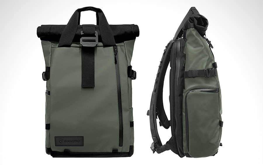 WANDRD PRVKE 21L Camera Backpack - Лучшие повседневные рюкзаки и EDC-сумки для фотоаппарата 2020