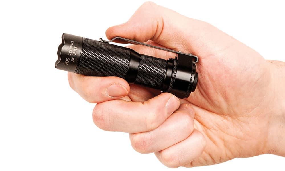 4-3 - EDC Flashlight - HDS Systems EDC Tactical 325 Lumens - Карманные фонари - 7 компактных моделей для повседневного ношения в EDC - Last Day Club