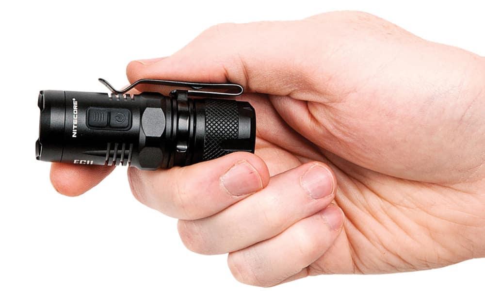 5-2 - EDC Flashlight - Nitecore EC11 - Карманные фонари - 7 компактных моделей для повседневного ношения в EDC - Last Day Club