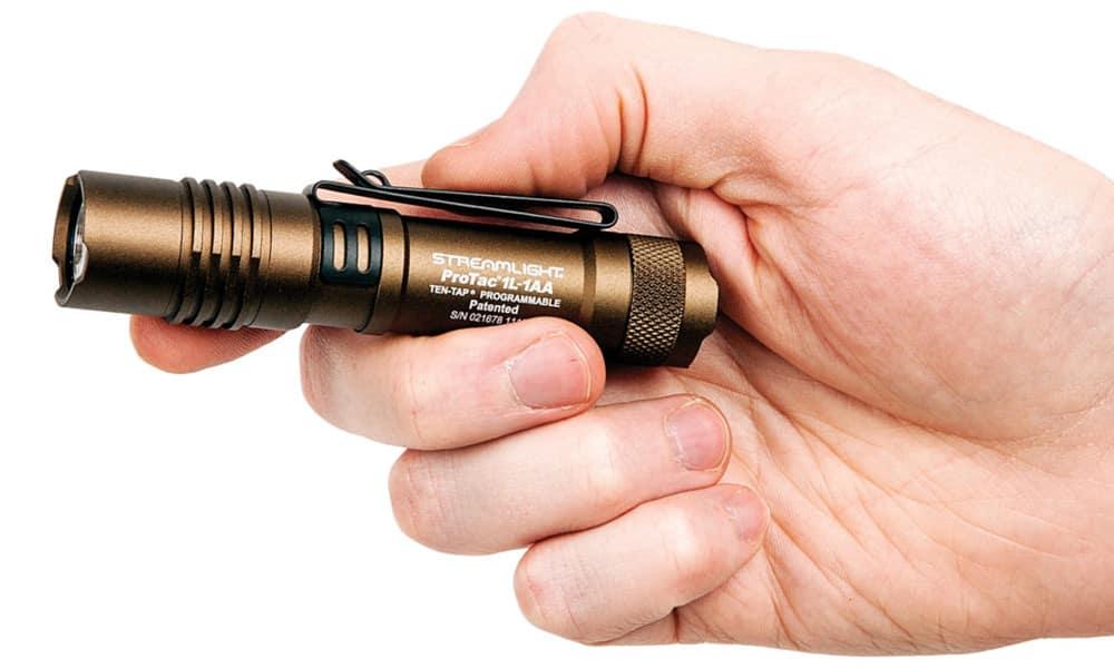 6-4 - EDC Flashlight - Streamlight ProTac 1L-1AA - Карманные фонари - 7 компактных моделей для повседневного ношения в EDC - Last Day Club