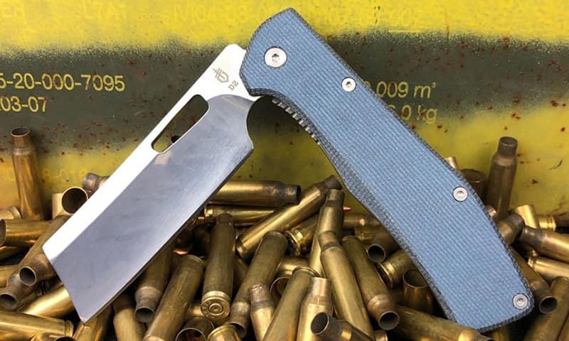 Gerber Flatiron D2 Pocket Knife - Лучшие складные ножи для EDC стоимостью до 50 долларов