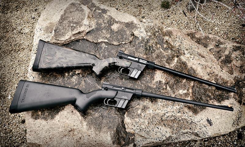 AR-7 - Лучшее огнестрельное оружие для выживания и самообороны - Топ-5 «пушек» для различных ситуаций