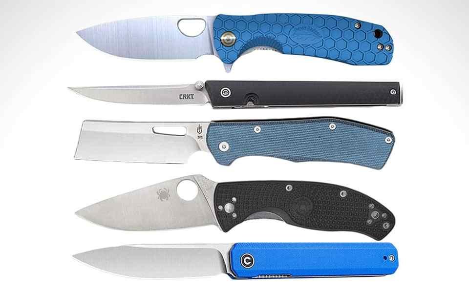Лучшие складные ножи для EDC стоимостью до 50 долларов - Last Day Club