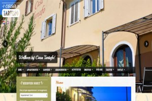 Casa Tartufo_webdesign